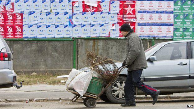 Stîngile din Moldova