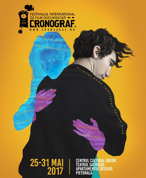 FIFD CRONOGRAF 2017- ART&LIFE Poster