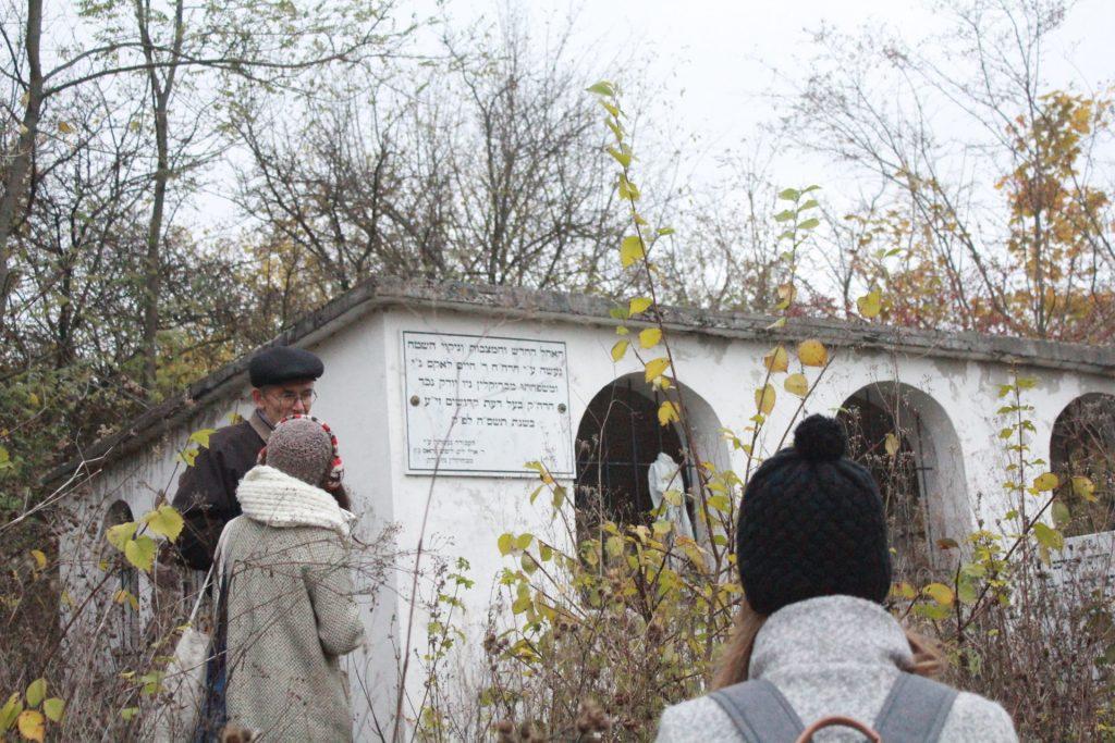 Еврейское кладбище в г. Бугач