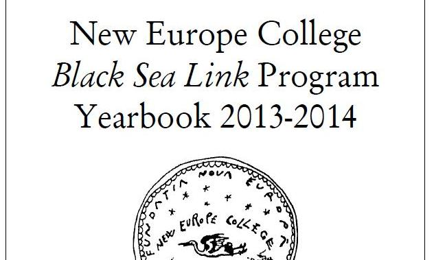 "The NEC ""Black Sea Link"" Yearbook 2013-14: a multidimensional insight into the history of the Black Sea Region"