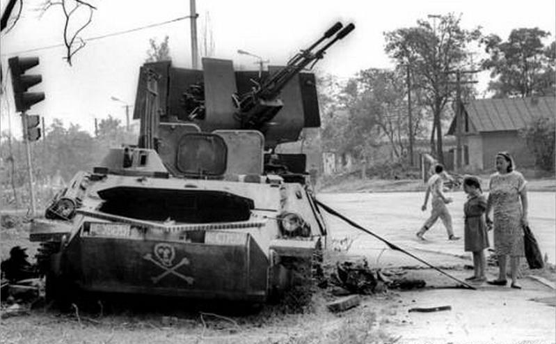 Tragedia de la Bender / Tighina și sfîrșitul războiului de pe Nistru