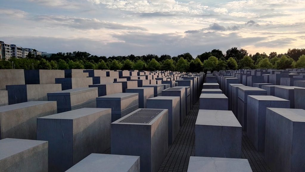Мемориал Холокоста в Берлин (http://www.freetoursbyfoot.com/)