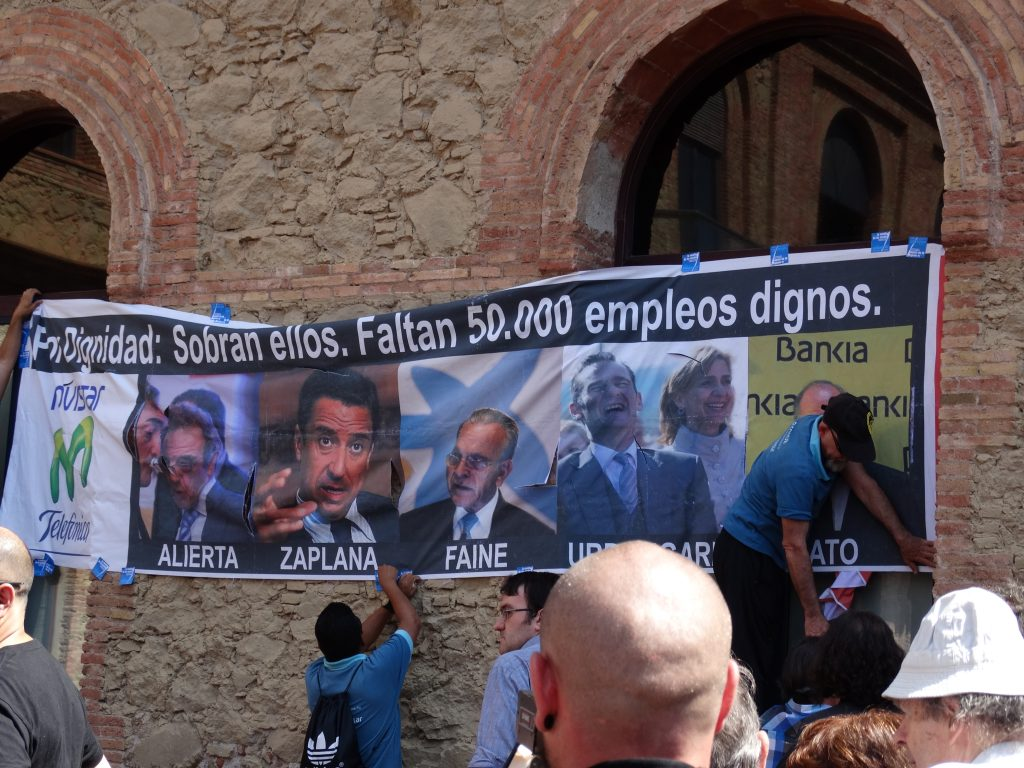 protest-al-salariatilor-de-la-Telefonica-cu-care-s-a-solidarizat-Ada-Colau