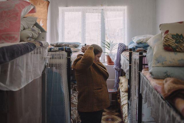 Impactul detenției asupra femeilor din penitenciarul de la Rusca