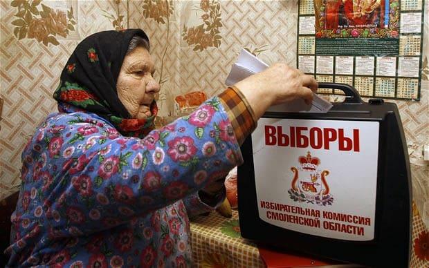 Alegerile în Rusia: un plebiscit fără alternativă