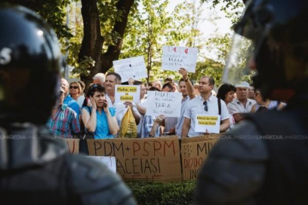 Democrația de fațadă: țara mea, Republica Moldova (studiu de caz).